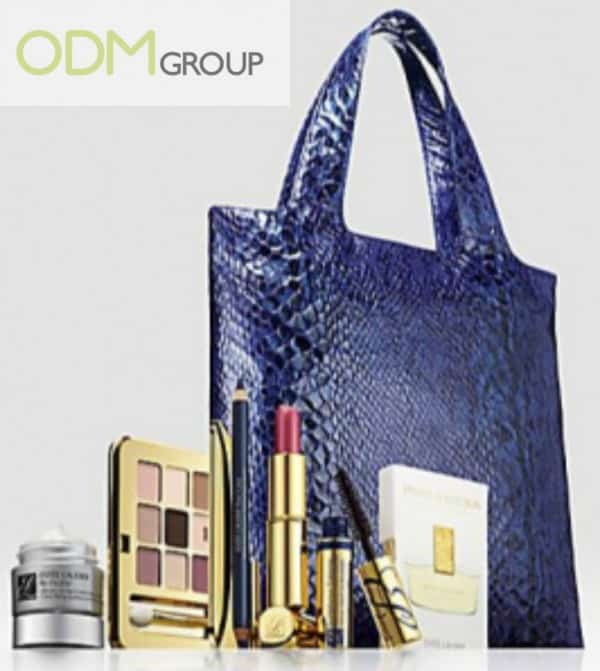 Leather Up Your Tote with Estee Lauder's Promo Gift Set