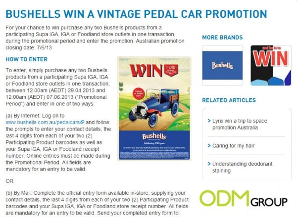 Free Custom Pedal Car with Bushell Website