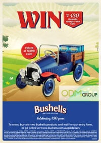 Free Custom Pedal Car with Bushell