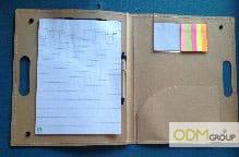 Folder giveaway - Interior