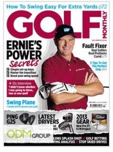GolfMonthly Marketing Product