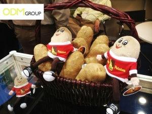 Idaho Potato promotional ideas