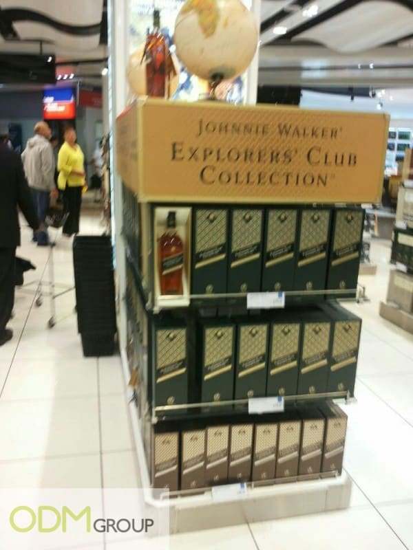 Spice Up Your Drink with Johnnie Walker's Alcohol Gift Set!