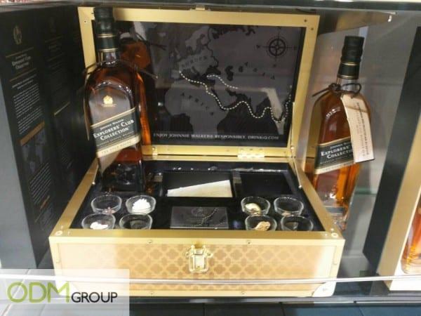 Johnnie Walker's Alcohol Gift Set