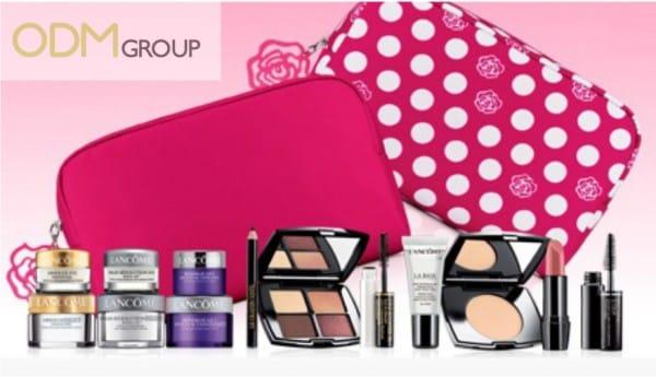 Playful Mix 'n' Match Gift Set- Lancôme Marketing Strategy