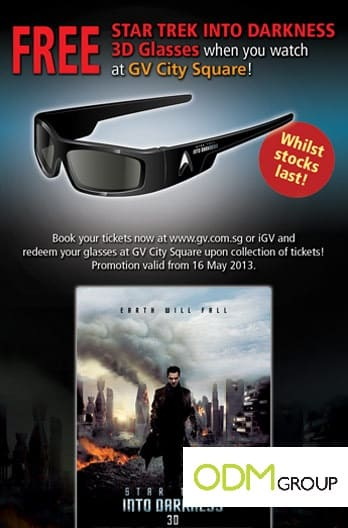 Venture Into The 3D World: Marketing Movies