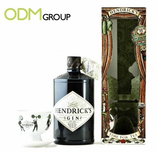 Hendrick's Gin Attractive On Pack Promo Gifts