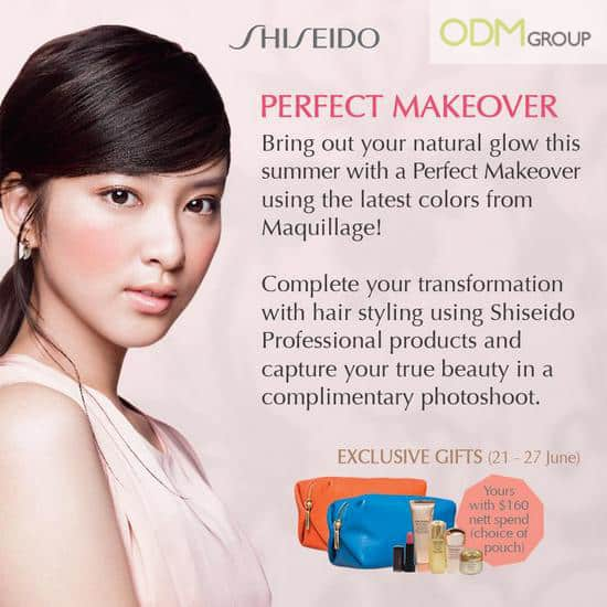 Complete your Makeover with this Gift with Purchase