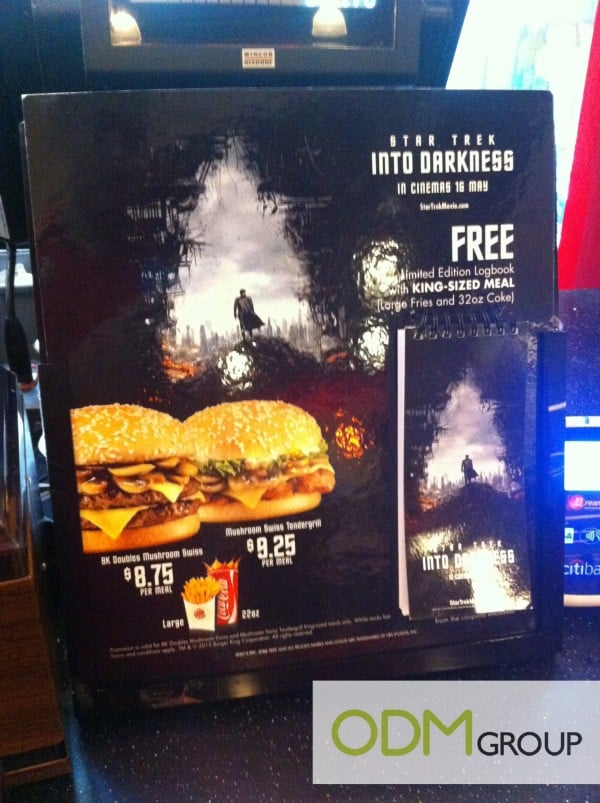 GWP by Burger King Singapore