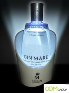 Gin Mare Stuns Everyone With Their New Point of Sale