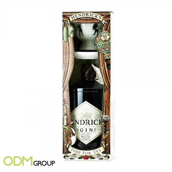 Hendrick's Gin On Pack Promo: Teacup Set
