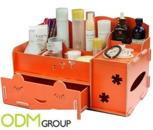 Some interesting promo gifts for the cosmetic industry