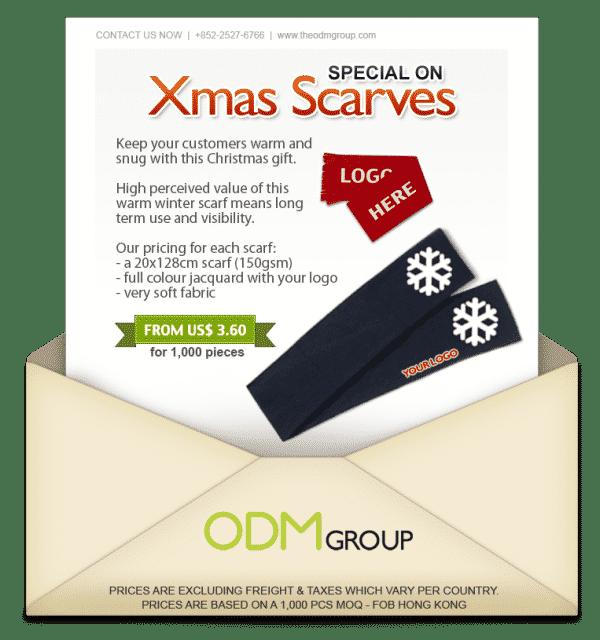 Christmas Goodies – Xmas Scarves