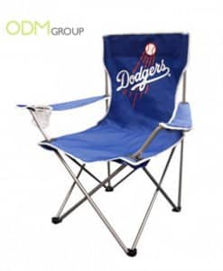 Dodgers' Summer Marketing Product - Beach Chair