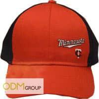 Summer marketing product - Twins' summer cap