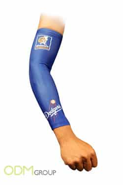 Dodgers Sports Marketing - Kid's Compression Sleeve