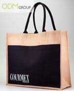 Tote Bag to Promote Breast Cancer Awareness