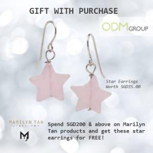 Stunning Marketing Merchandise by Marilyn Tan!