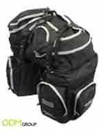 Cycling Active free Gift with Subscription - Free Outeredge Pannier Large Triple bag