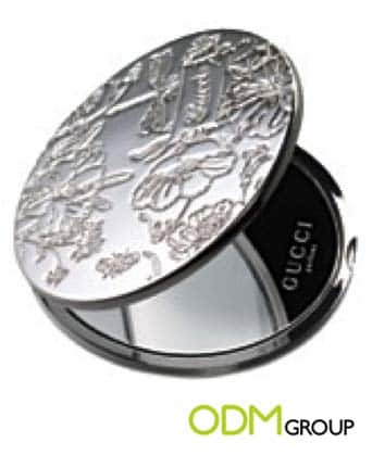 Gucci offers Limited Edition High End Gift - Flora Mirror
