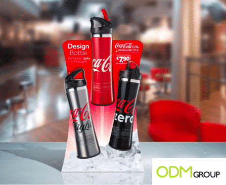 Highway Promo Gift by Coca-Cola & Autogrill