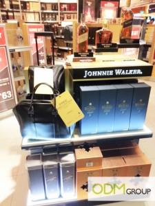Johnie Walker Free GWP - High end executive bag