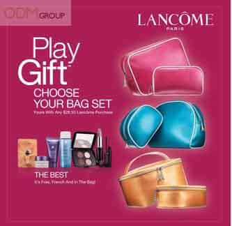Take Your Pick from Lancôme's Range of Gift Sets!