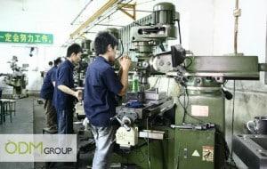 China Factory Visit - Molding Machine
