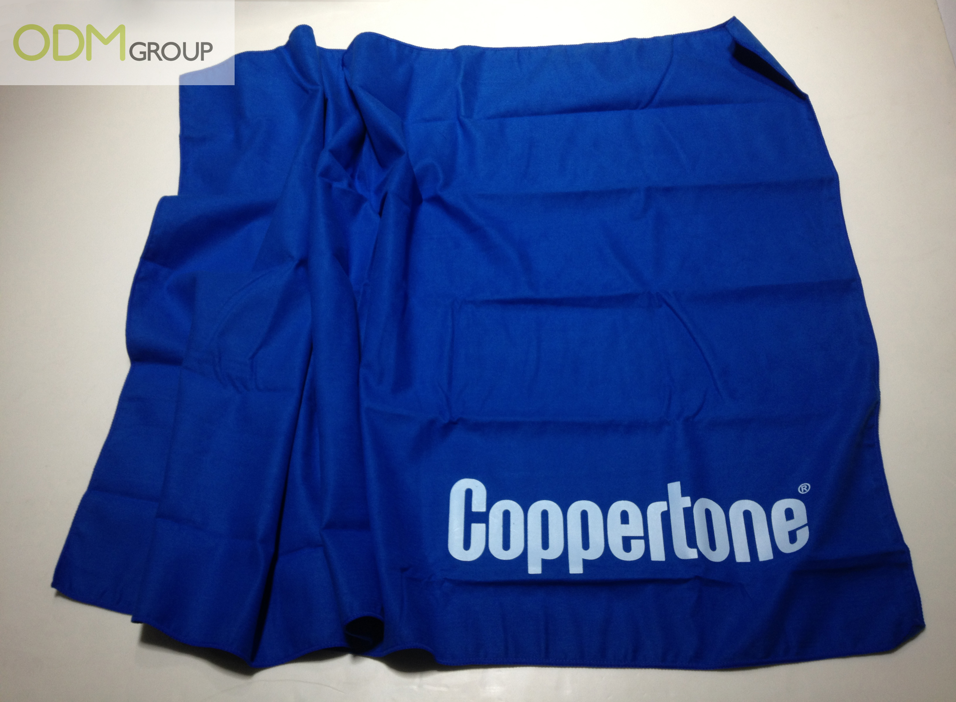 Coppertone's Branded Beach Towels