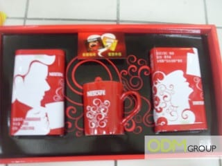 Nescafé Gift Set