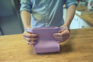 Stylish Silicone Food Bag!