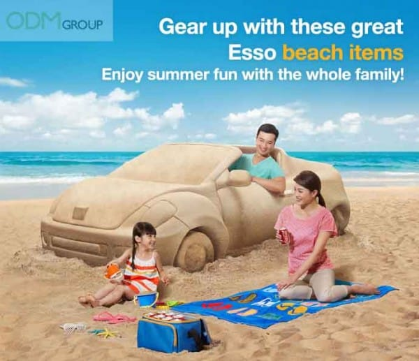 ExxonMobil Offers Attractive Beach Promos This Summer!