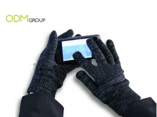 Promotional Gift - touchscreen gloves