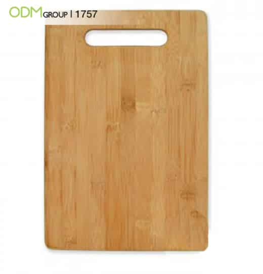 High End Promotional Product - Bamboo Cutting Board