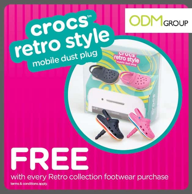 Jazz up your phone with Crocs's customised GWP!