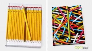 Innovative Ideas-Notebook with Hidden Pencil