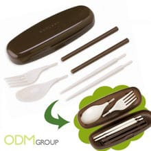 Oriental Promotional Gifts-Bento Cutlery Set