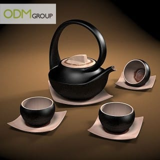 Oriental Promotional Gifts - Tea Set