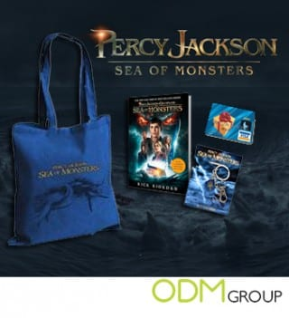 Percy Jackson Gift Pack