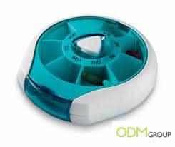 Promo Gift: Pill Box