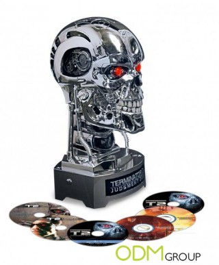 Terminator DVD case packaging