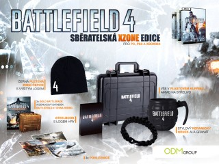 Collector Edition Merchandise Example