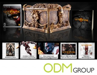 Impressive Collector Edition Packaging