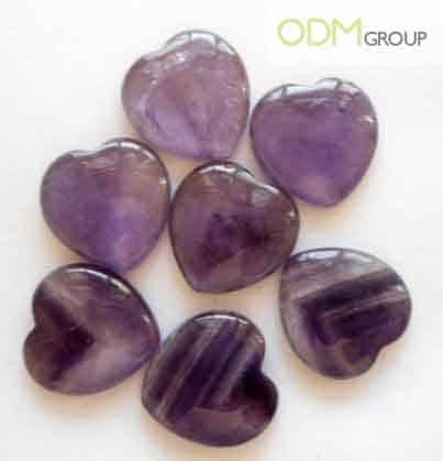 Natural Stones Amethyst