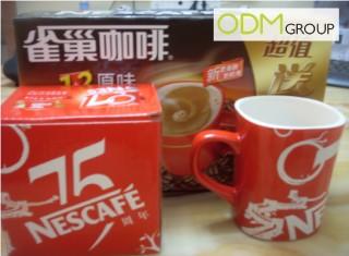 Nescafe Promo Gift Mug