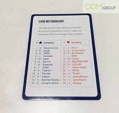 Card Methodology
