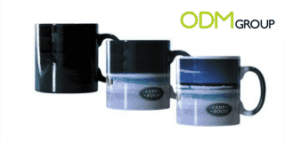 Promotional Products: Color Changing Mug