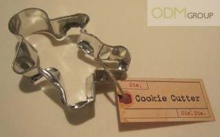 Promotional Gift: Cookie Cutter