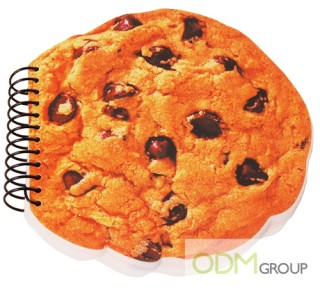 Promotional Gift: Cookie Notepad