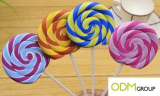 Promotional Gift Ideas : Lollipop Eraser